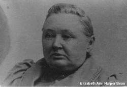 Elizabeth Ann <i>Harper</i> Bean