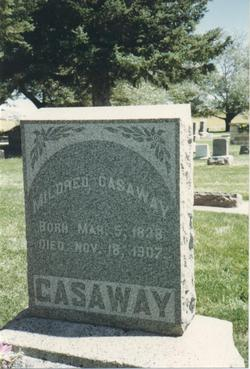 Mildred Alvira <i>Price</i> Gasaway