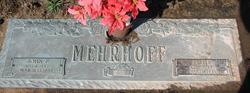 Anna M. <i>Wehmeyer</i> Mehrhoff