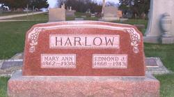 Edmond J Harlow