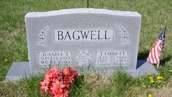 Juanita Emma <i>Tatom</i> Bagwell