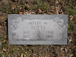 Alfred M Butts