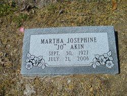 Martha Josephine Akin