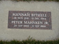 Hannah <i>Bithell</i> Mahnken