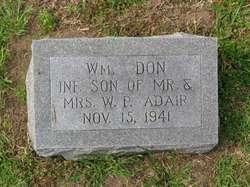 William Don Adair