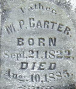 Milton Patton Carter