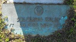 Solomon Kelly