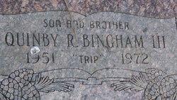 Quinby Reno Trip Bingham, III