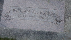 William A Sparks