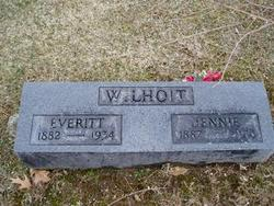 Jennie Ethel <i>Bishop</i> Wilhoit