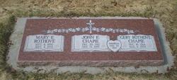 Gertrude Marie <i>Rothove</i> Chapie