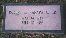 Robert Lewis Kanapaux, Sr