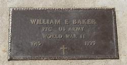 William E. Baker