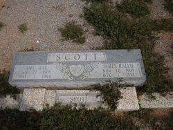 Amy Mae <i>Ellis</i> Scott