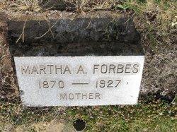 Martha Ann <i>Fuller</i> Forbes