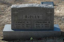 Geraldine B <i>Ripley</i> Stoddard