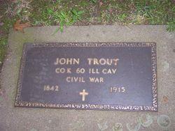 John William Trout