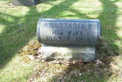 Anastatia K. Anna <i>Burr</i> Belz