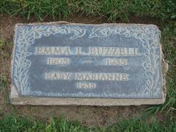 Emma LaVerne <i>Tubb</i> Buzzell