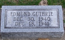 Edmund Guthrie