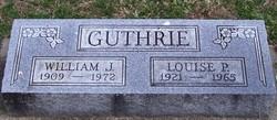 Louise P Guthrie
