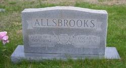 Gertrude <i>Fellows</i> Allsbrooks