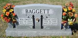 Irene <i>Lyle</i> Baggett