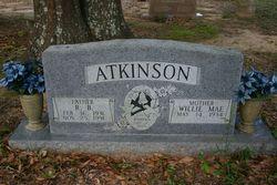 Willie Mae <i>Smith</i> Atkinson