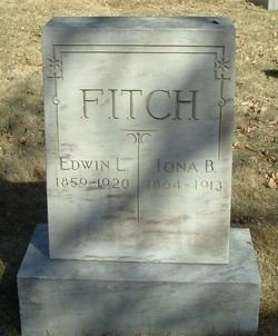 Edwin L Fitch