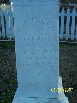 Robert Williams Barrett