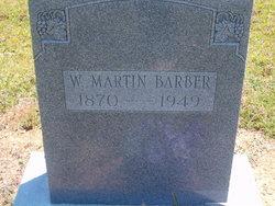 William Martin Barber