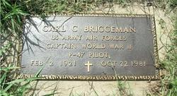 Carl C Briggeman