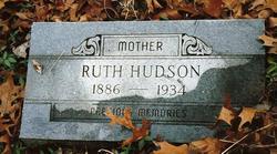Ruth Rebecca <i>Messer</i> Hudson