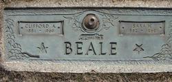 Sara H <i>Hoover</i> Beale
