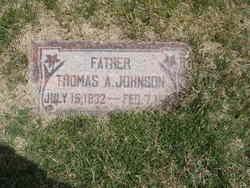 Thomas A Johnson