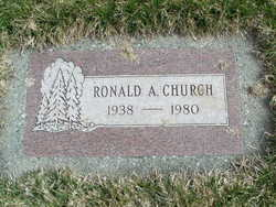 Ronald A Church