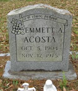 Emmett A Acosta