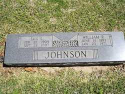 Ima Lee Johnson