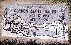 Gordon Scott Bauer