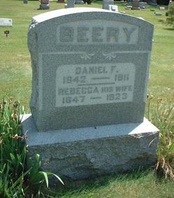 Rebecca <i>Brenneman</i> Beery