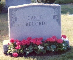 Lizzie May <i>Nason</i> Carle