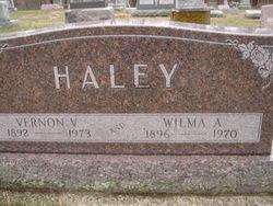 Vernon V. Haley