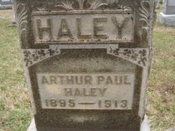 Arthur Paul Haley
