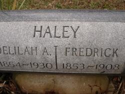 Fredrick Haley