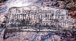 Michael O. Mike Miller