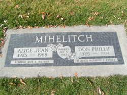 Donald Phillip Don Mihelitch