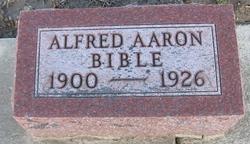 Alfred Aaron Bible