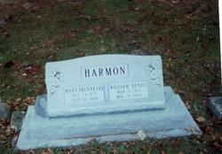Mary Anna <i>Bennett</i> Harmon