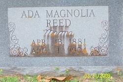 Ada Magnolia Reid