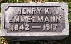 Henry K Emmelmann
